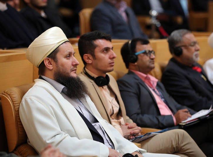 حامد کرزی 1 - تصاویر/ اشتراک حامد کرزی در کنفرانس بینالمللی وحدت اسلامی