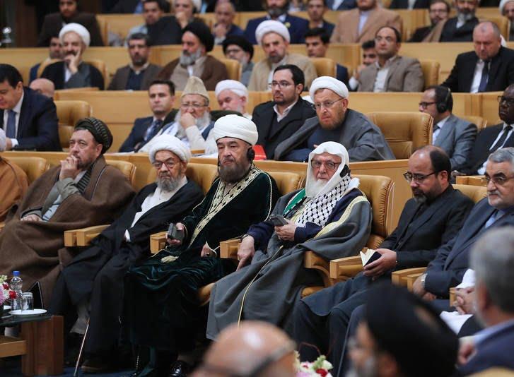حامد کرزی 9 - تصاویر/ اشتراک حامد کرزی در کنفرانس بینالمللی وحدت اسلامی
