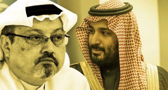 خاشقجی 550x295 - نامزاد روزنامهنگار منتقد سعودی خواستار محاکمه ولیعهد عربستان شد