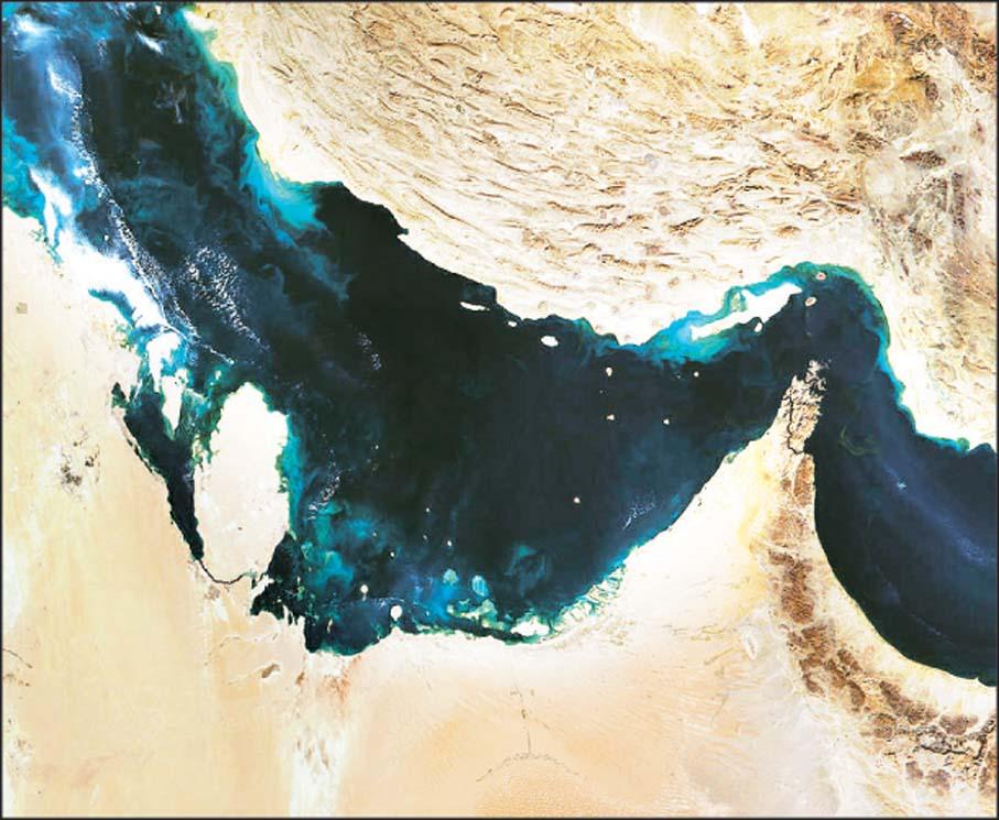 خلیج - خلیج در سیاست خارجه هند