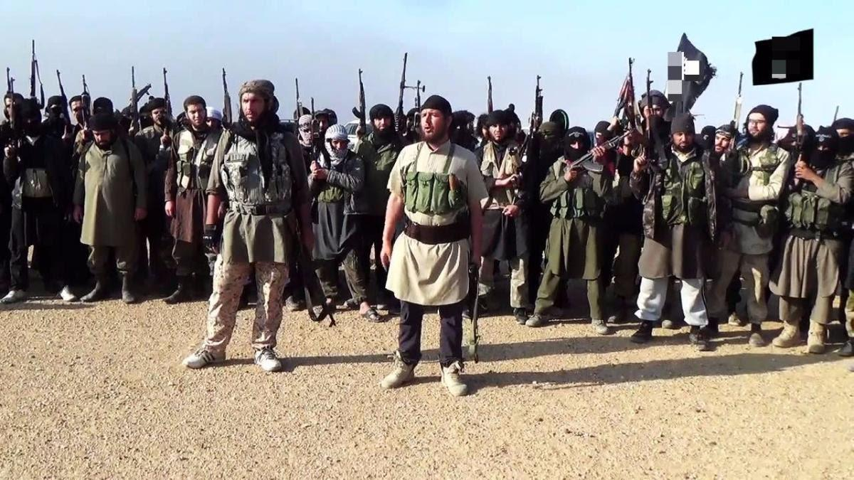 داعش - تلاش داعش برای ایجاد خلافت جدید در آسیا