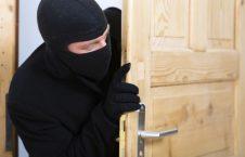 دزد 226x145 - دزدی و حمله به پیر مرد ۹۸ ساله در پایتخت بریتانیا