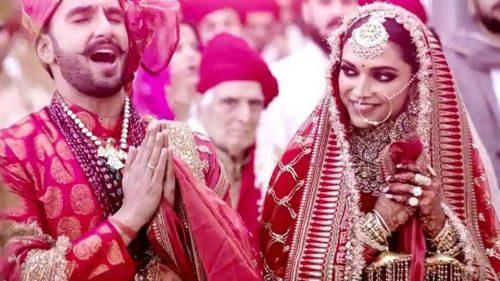 دیپیکا پادوکنه و رانویر سینگ 2 - تصاویر/ مراسم ازدواج دو بازیگر معروف هندی در ایتالیا