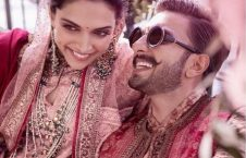 دیپیکا پادوکنه و رانویر سینگ 3 226x145 - تصاویر/ مراسم ازدواج دو بازیگر معروف هندی در ایتالیا