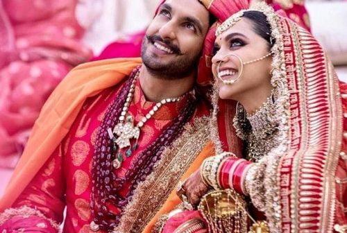 دیپیکا پادوکنه و رانویر سینگ - تصاویر/ مراسم ازدواج دو بازیگر معروف هندی در ایتالیا