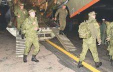 رزمایش 226x145 - برگزاری رزمایش مشترک نظامی روسیه با پاکستان
