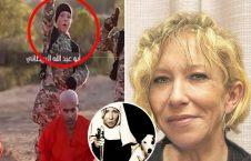 سالی جونز 226x145 - بیوه سفید داعش دوباره زنده شد!