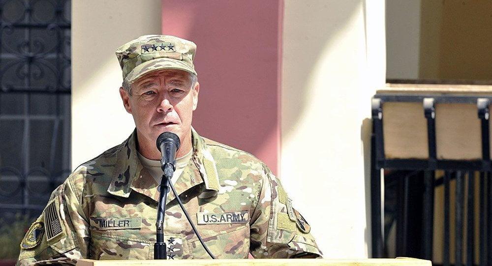 سکات میلر - هشدار قوماندان نیروهای حمایت قاطع در افغانستان به طالبان