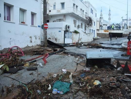 سیل 3 - تصاویر/ باران سیل آسا در ترکیه!