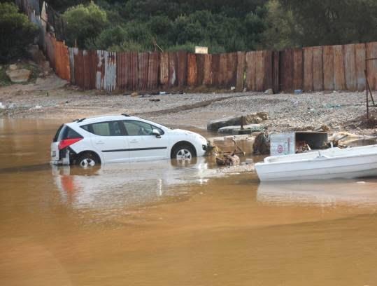 سیل 9 - تصاویر/ باران سیل آسا در ترکیه!