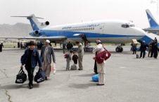 طیاره 1 226x145 - زنگ خطر پیلوت طیاره آریانا در میدان هوایی دهلی نو!