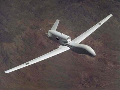 طیاره - سقوط یک طیاره جاسوسی در جنوب عربستان