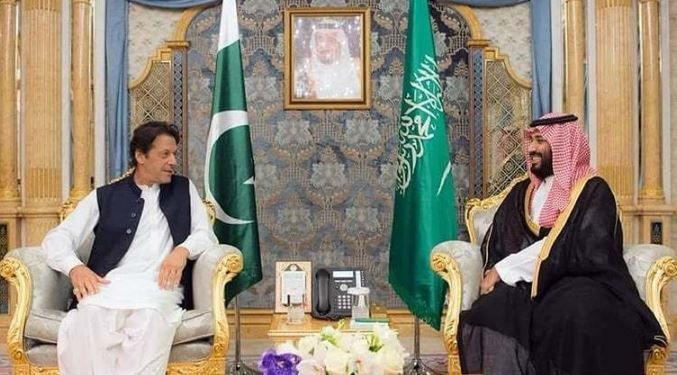 عربستان پاکستان 2 - یک تیر و سه نشان ریاض با اعطای تسهیلات ملیاردی به اسلام آباد