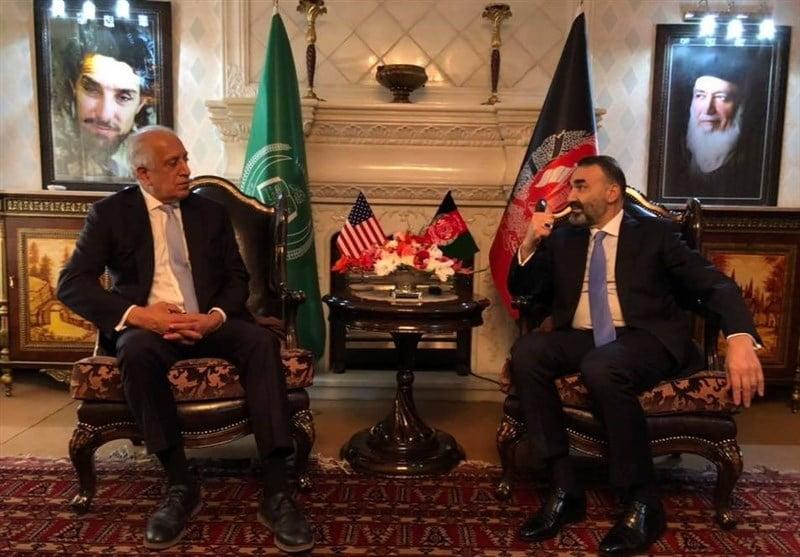 عطا محمد نور - تصاویر/ دیدار ۳ مقام ارشد امریکایی با عطا محمد نور