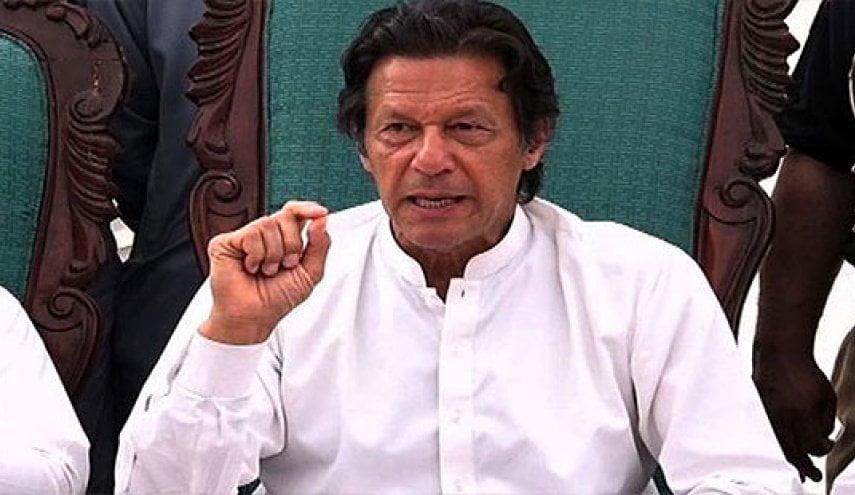 عمران خان 1 - عزم عمران خان برای تامین صلح در افغانستان!
