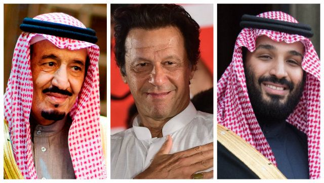 عمران خان - عمران خان: کمک های مالی ریاض به اسلام آباد بدون هیچ شرطی انجام شد