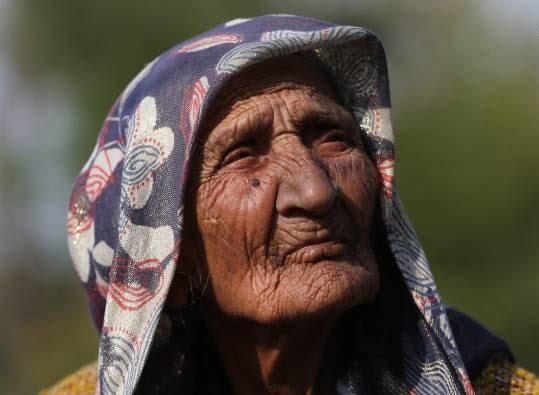 فاطمه بینگول 4 - تصاویر/ پیرترین زن ترکیه