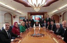 قصر پرنده 226x145 - تحفه چهارصد ملیون دالری امیر قطر به اردوغان + تصاویر
