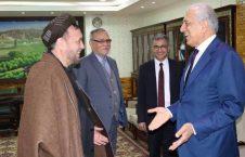 محمد محقق زلمی خلیلزاد 226x145 - جزییات دیدار محمد محقق با زلمی خلیلزاد