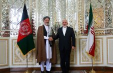 محمد کریم خلیلی 2 1 226x145 - تصاویر/ دیدار محمد کریم خلیلی با وزیر امور خارجه ایران