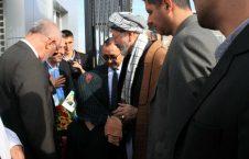 محمد کریم خلیلی 2 226x145 - تصاویر/ سفر محمد کریم خلیلی به ایران