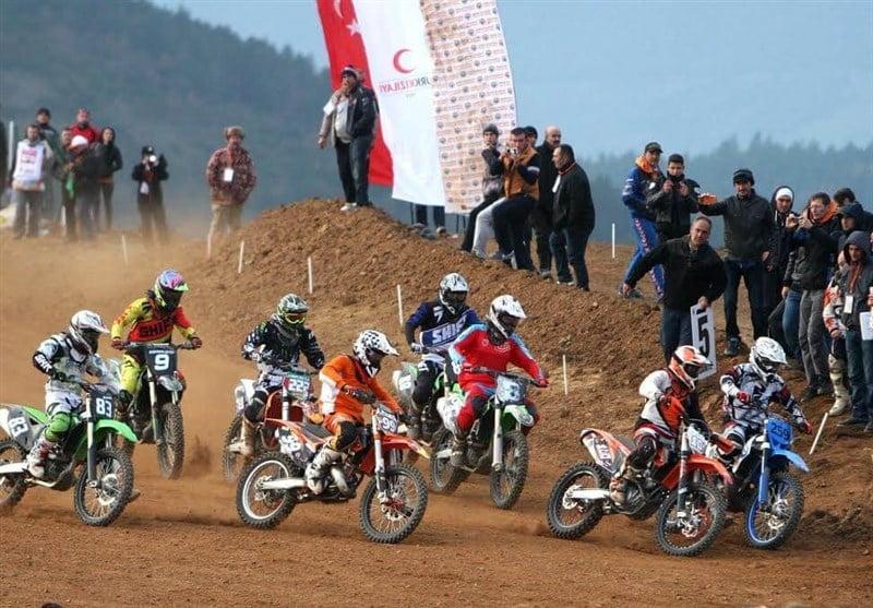 موترسایکل سواری 1 - تصاویر/ مسابقات موترسایکل سواری در ترکیه