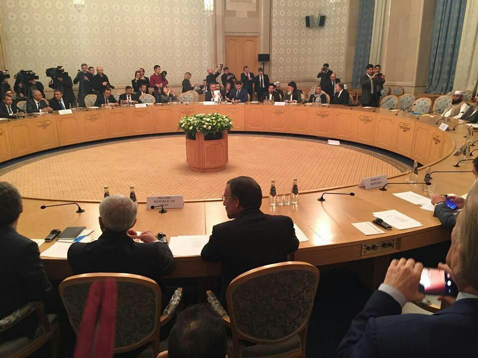 نشست صلح افغانستان  - نشست صلح افغانستان در مسکو برگزار شد