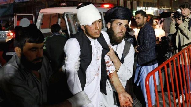 هوتل اورانوس کابل 1 - تصاویر/ حمله انتحاری بالای هوتل اورانوس کابل