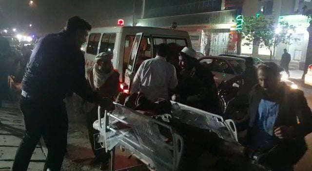 هوتل اورانوس کابل 10 - تصاویر/ حمله انتحاری بالای هوتل اورانوس کابل