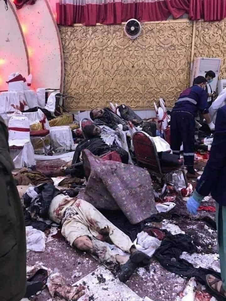 هوتل اورانوس کابل 11 - تصاویر/ حمله انتحاری بالای هوتل اورانوس کابل