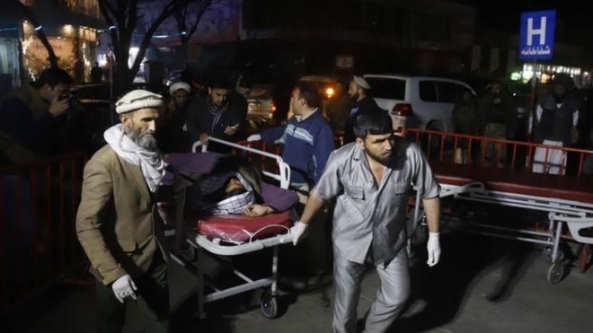 هوتل اورانوس کابل 6 - تصاویر/ حمله انتحاری بالای هوتل اورانوس کابل