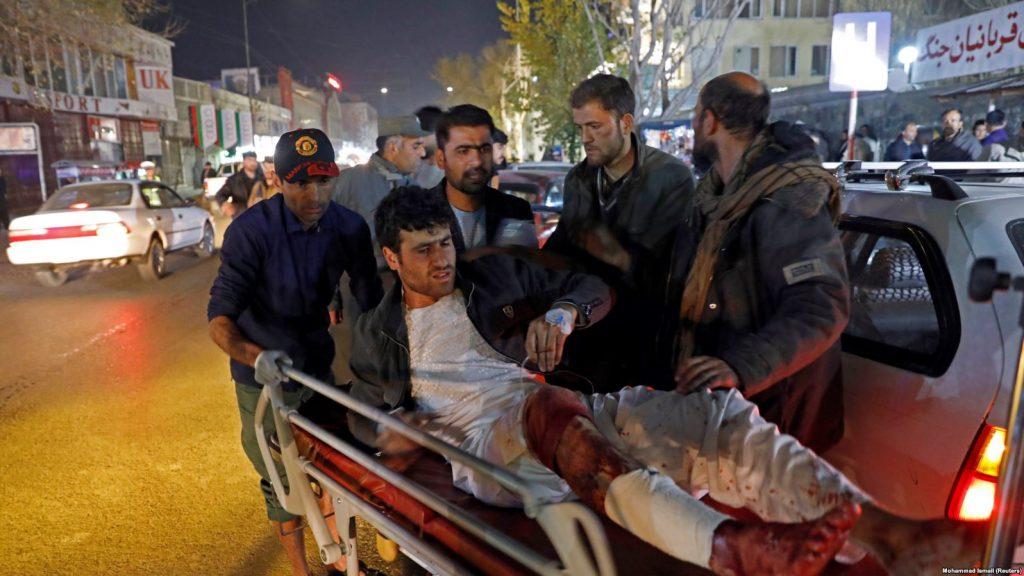 هوتل اورانوس کابل 7 1024x576 - تصاویر/ حمله انتحاری بالای هوتل اورانوس کابل