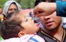 آغاز کمپاین سراسری واکسین پولیو در افغانستان و پاکستان