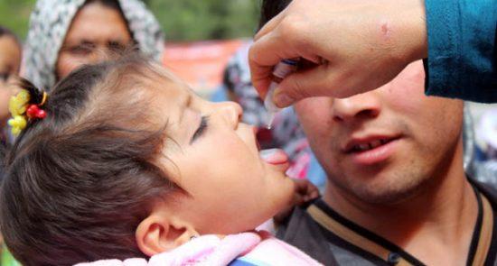 واکسین پولیو 550x295 - اعلامیه اتحادیه اروپا در پیوند به کشته شدن سه کارمند صحی در ولایت ننگرهار