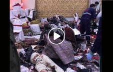 ویدیو انفجار انتحار هوتل اورانوس کابل 226x145 - ویدیو/ لحظه انفجار انتحاری بالای هوتل اورانوس کابل