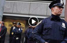 ویدیو تصاویر خشونت پولیس امریکا 226x145 - ویدیو/ تصاویری جنجالی از خشونت شدید پولیس امریکا