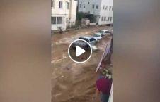 ویدیو سیل سهمگین ترکیه 226x145 - ویدیو/ وقوع سیل سهمگین در ترکیه