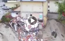 ویدیو طوفان ایتالیا همه نابود 226x145 - ویدیو/ طوفان در ایتالیا همه چیز را نابود کرد