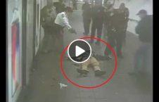 ویدیو لحظه انفجار بم گذار مترو نیویارک 226x145 - ویدیو/ لحظه انفجار یک فرد بم گذار در متروی نیویارک