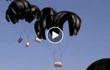 ویدیو کمک هوایی امریکا داعش سوریه 226x145 - ویدیو/ کمک های هوایی امریکا به داعش در سوریه