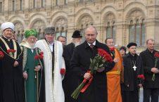 پوتین3 226x145 - تصاویر/ ولادیمیر پوتین در مراسم روز وحدت ملی روسیه