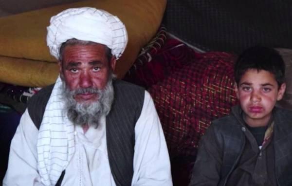 پیرمرد - فروش یک دختر افغان به پیرمرد 70 ساله + تصاویر