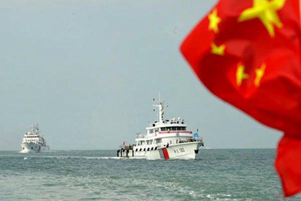 چین 1 - بحر جنوبی چین خطرآفرین تر از جنگ تجاری