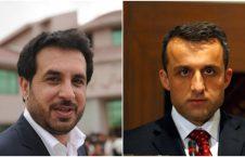 اسدالله خالد و امرالله صالح 226x145 - توصیه مشرانوجرگه به امرالله صالح و اسدالله خالد