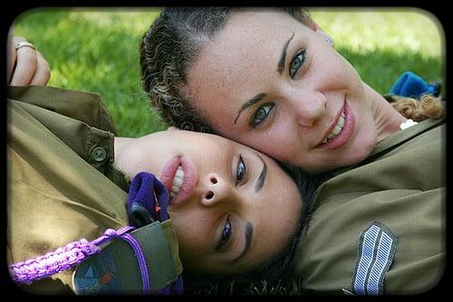اسراییلی - آزار جنسی زنان زیبای اسراییلی