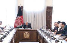 اشرف غنی شاه محمود قریشی 226x145 - دیدار رییس جمهور غنی با وزیر امور خارجه پاکستان