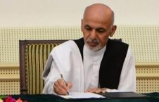 اشرف غنی  226x145 - انتقال خاک از تمام ولایات به کابل بر اساس فرمان غنی