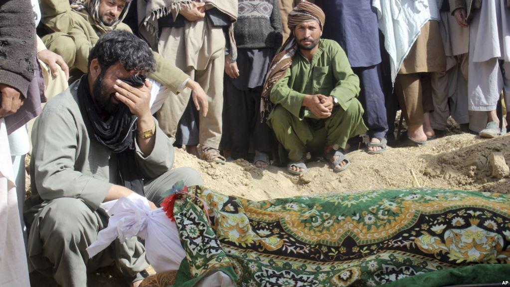 افغان - مردم ملکی؛ سپرهای انسانی در برابر طالبان