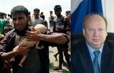الکساندر ایگناتوف  226x145 - روسیه از بازگشت آوارگان مسلمان روهینگیا به میانمار حمایت کرد
