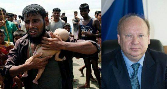 الکساندر ایگناتوف  550x295 - روسیه از بازگشت آوارگان مسلمان روهینگیا به میانمار حمایت کرد